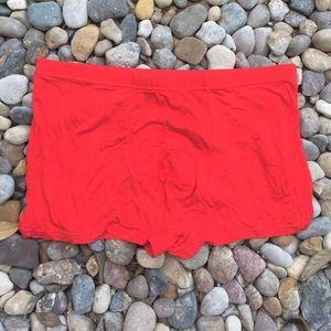 H&M Men's Boxer Briefs Red Size Large